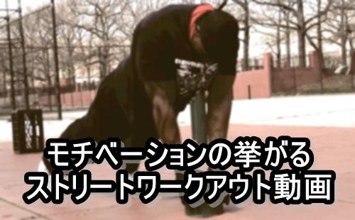 公園 筋トレ 動画