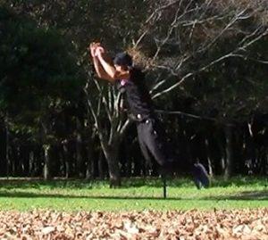 脚 自重トレーニング