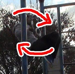 吊り輪 キッピングマッスルアップ コツ やり方
