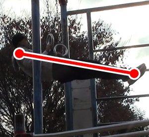 吊り輪 キッピングマッスルアップ やり方