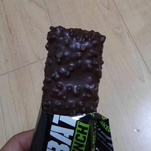 プロテインバー チョコ味 うまい